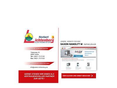Elektrogeschäft Lichtenberg