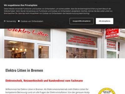 Elektro Litten Inh. Wolgramm & Eikermann