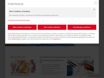 Elektro Niehaus Inh. Ralf Schöttler