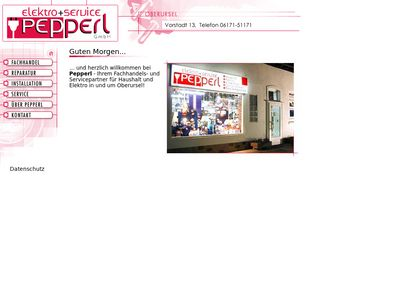 Elektro + Service Pepperl GmbH