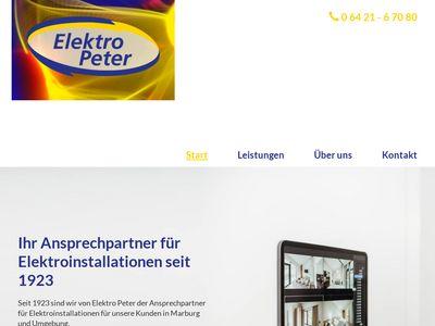 Elektro-Peter GmbH