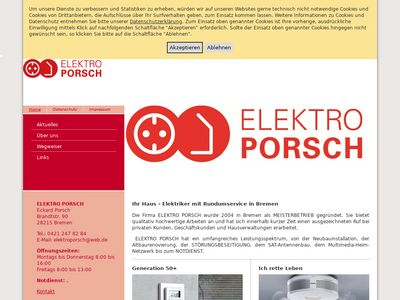 Porsch Elektroinstallation