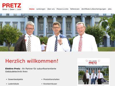 Elektro PRETZ GmbH & Co. KG
