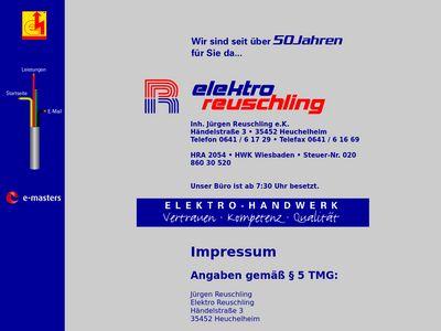 Elektro Reuschling OHG
