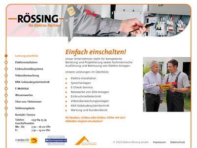 Elektro-Rössing GmbH