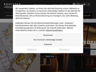 Rohleder Elektro Anlagen GmbH