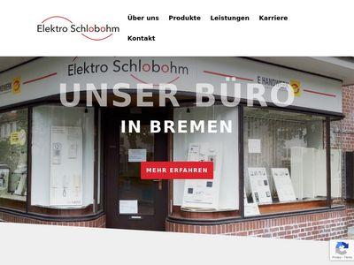 Elektro Schlobohm GmbH + Co.
