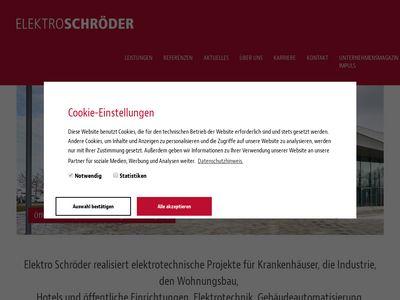 Elektro Schröder GmbH