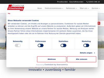 Elektro Schwalvenberg GmbH & Co. KG