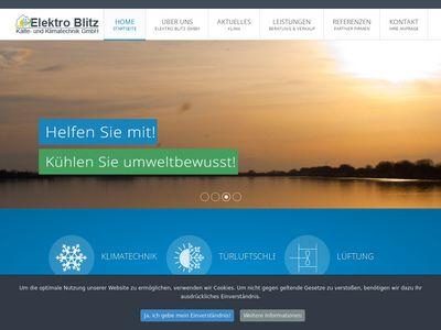 Elektro Blitz Kälte- und Klimatechnik GmbH
