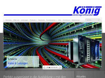 König Elektrogrosshandel GmbH