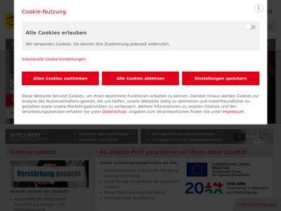 Elektromontagen W. Hatting GmbH