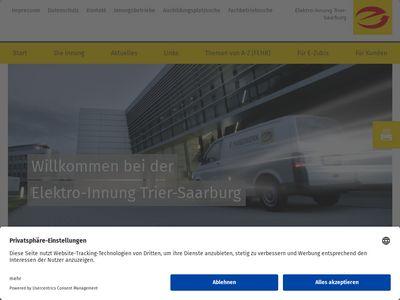 Elektro-Innung Trier-Saarburg