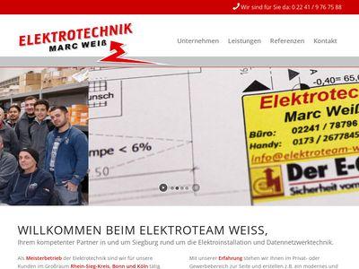 Elektro Weiss