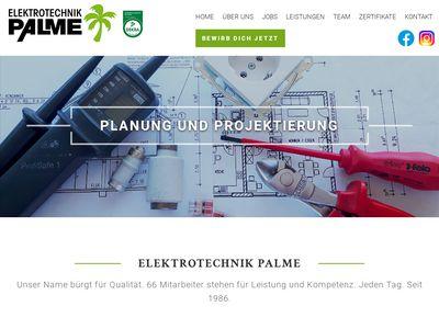 Elektrotechnik Palme