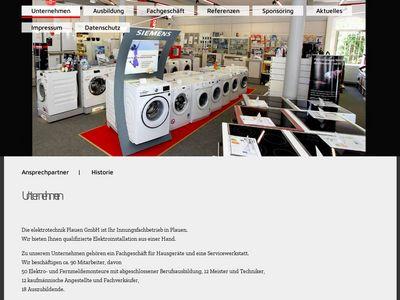 Elektrotechnik Plauen GmbH