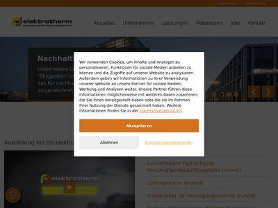 DS elektrotherm GmbH