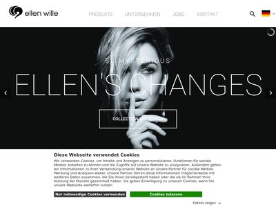 Ellen Wille - The Hair Company GmbH
