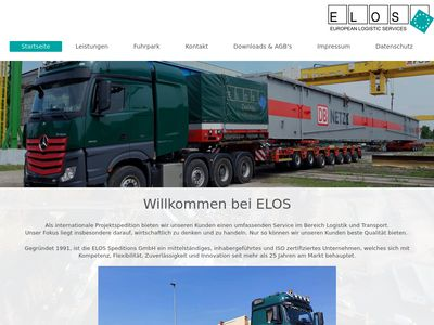 Elos Speditions GmbH
