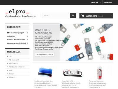 Elpro Elektronik