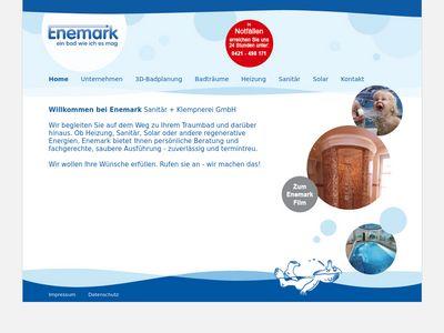 Enemark-Sanitär + Klempnerei GmbH
