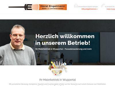 Engelmann Maler und Lackierer Betrieb
