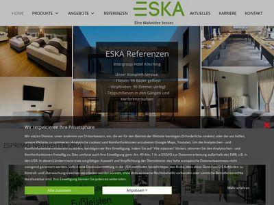 ESKA der Fachmarkt für Raumgestaltung