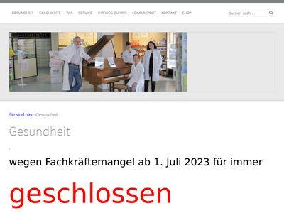 Eulen-Apotheke Rolf E. Schindler