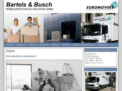 Bartels & Busch Möbelspedition