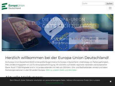 Europa-Union Deutschland e.V.