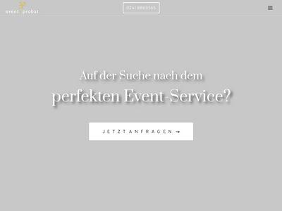 Catering Aachen Event Probat