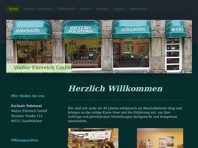Exclusiv Polsterei Walter Ehrreich GmbH
