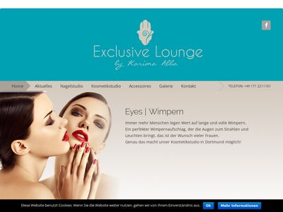 Exclusive Lounge by Karima Abba