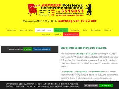 Express-Polsterei GmbH