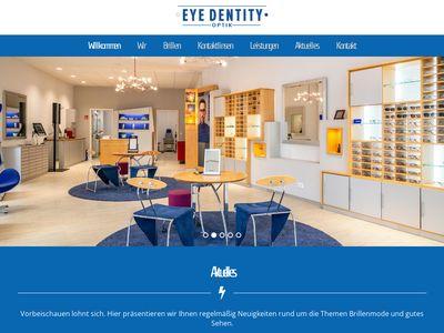Eyedentity Optik Aachen