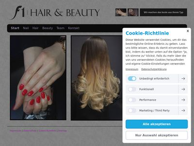 Nails by Anna / F1 Hair + Beauty