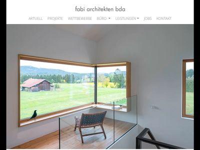 F ai Architekten bda