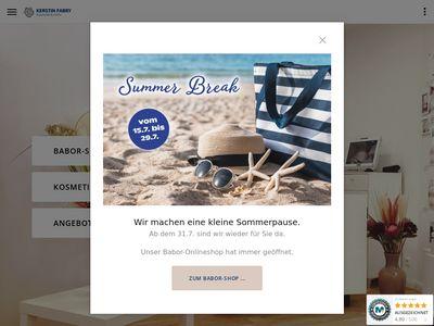 Kosmetik und Fusspflege Schmidt-Kriese