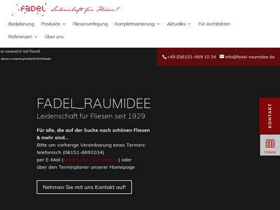 FADEL_RAUMIDEE GmbH & Co. KG