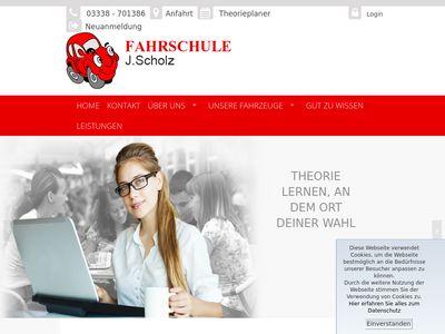 Fahrschule J. Scholz
