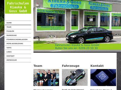 Fahrschulen Kiauka und Goss GmbH