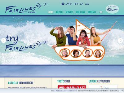 Fairlines Flug-und Reisevermittlung GmbH