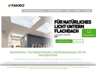 FAKRO-Dachfenster GmbH