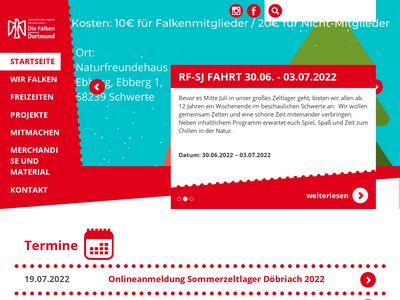 SJD - Die Falken UB Dortmund