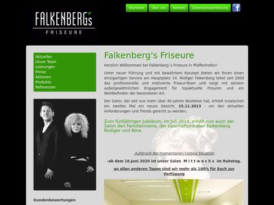 Falkenbergs Friseure