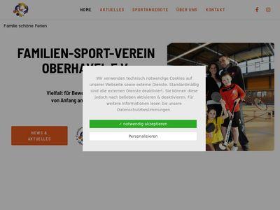 Familien-Sport-Verein Oberhavel e.V.