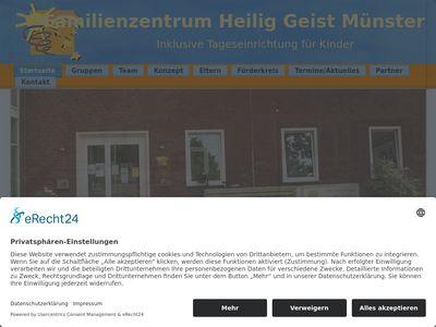 Kindergarten Heilig Geist Kindergarten