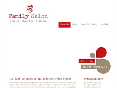 Family Salon Inh. Albina Pastian Friseur