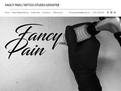 Fancy Pain Tattoo