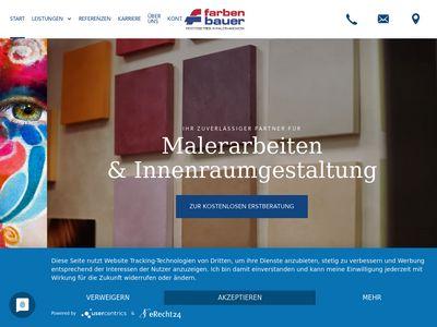 Farben Bauer GmbH & Co. KG